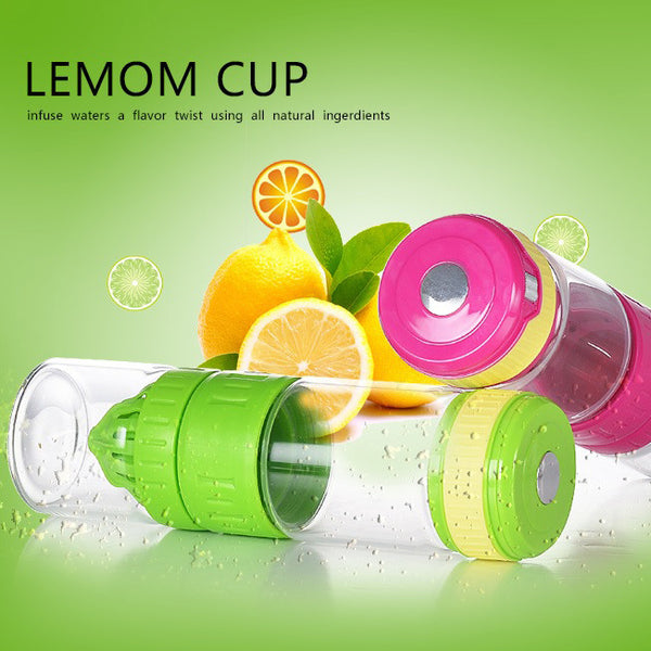 500ml Glass Juice-Infuser Water Bottle