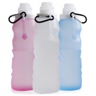 550ML Silicone Water Bottle