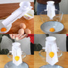 idrop Sliding Egg Yolk Separator Kitchen Baking Culinary Tool
