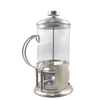 600ML Stainless Steel Heat-Resistant Glass Tea & Coffee Maker