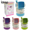 idrop USB Water Spray Mini Fan Cold Air for Office / Dorm / Class / Room [Send by randomly color]