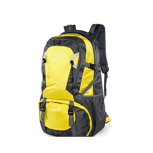70L Water-Resistant Nylon Backpack