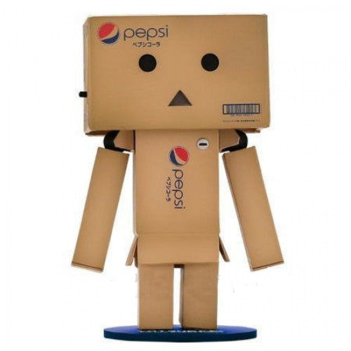 8CM Danboard Danbo Man Action Figure Collection Model Toy