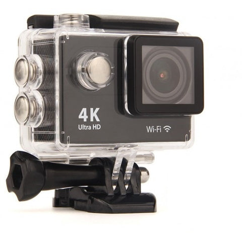 H9 4K WiFi 1080P/60fps 2.0 LCD 170 lens Helmet Cam go waterproof camera pro Sport Action camera 12MP