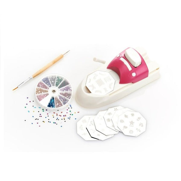 All-In-One Nail Art System Set