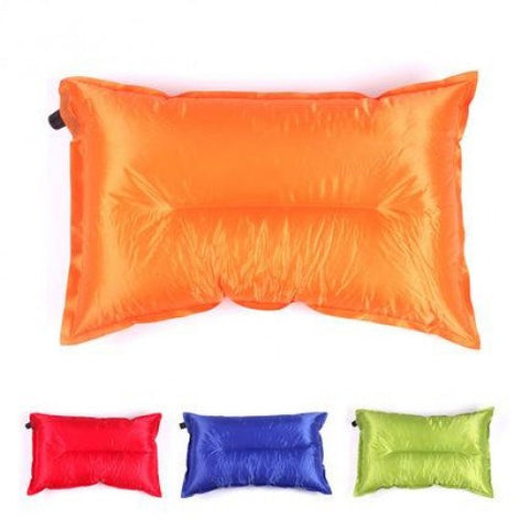 Automatic Inflatable Outdoor Travel Pillow