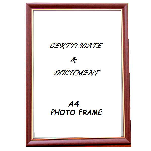 Basic Photo Frame-A4