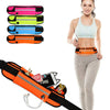 idrop Unisex Fitness Fanny Packs Phone Pouch Bag Runner Workout Belt Waterproof