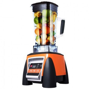 Broken-Peel Fruit Mixer / Juicer Extractor Machine(Orange)