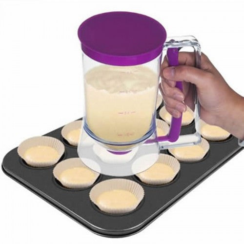 Cookie Cake Muffins Batter Dispenser