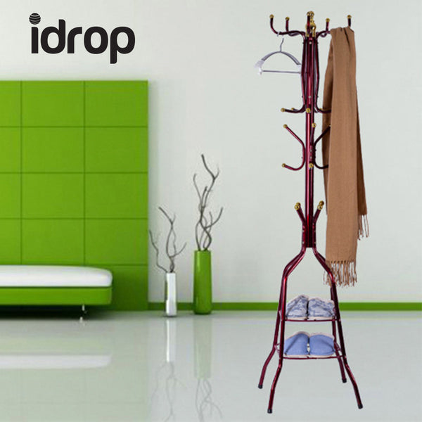 idrop Multifunctional Stainless Steel Simple Design Clothes Hanger
