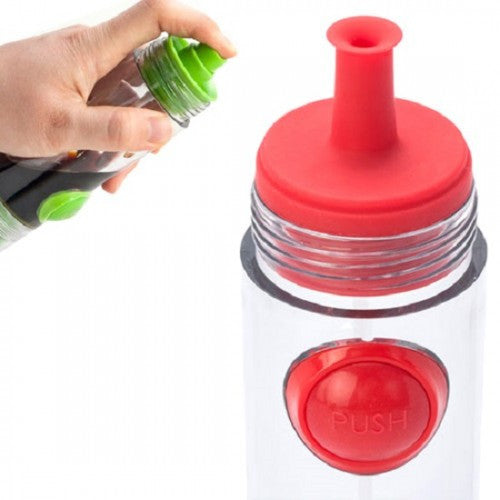 Combine Set Twin-Blade Rotary Peeler & Soy Sauce Bottle