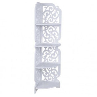 Corner Storage Shelf 4 tie