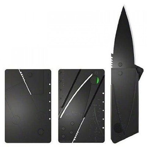 Credit Card Thin Knives Cardsharp Wallet Folding Pocket Micro Knife