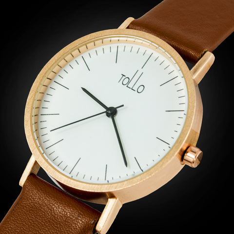 TOLLO - Korean Style Fashion Watch 1001
