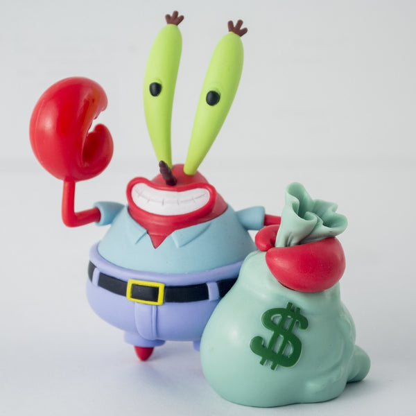 Mr.Krabs Loves Money Cartoon