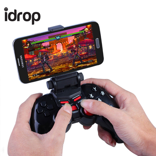 idrop DOBE TI-465 Bluetooth Wireless Gamepad Joystick Game Controller for Android and iOS