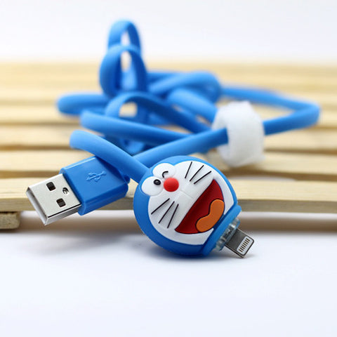Doraemon Lightning Cable Set