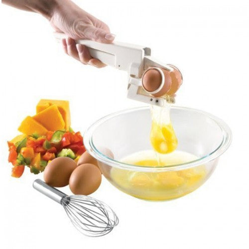 EZ Cracker Egg Cracker With Separator