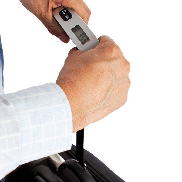 Electronic Comfortable Touch Luggage Scale 50kg / 110lb