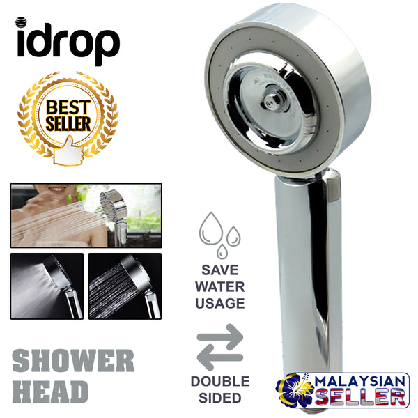 idrop Multipurpose Double Sided Shower Head