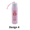 Fashion Stainless Steel Thermal Bottle With 7 Designs