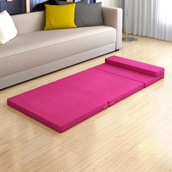 Fordable Tatami Mattress With Headrest