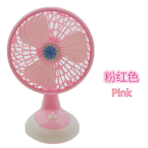 Free Angle Adjustment Portable Mini Fan With 4 Colors
