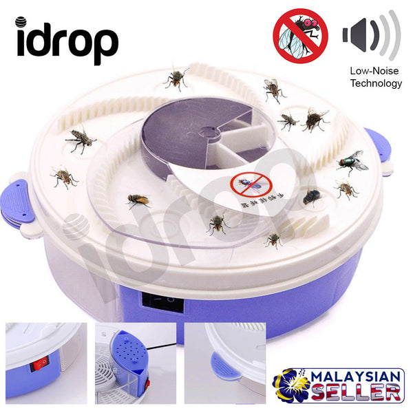 idrop Automatic Fly Trap Pest Catcher Cage