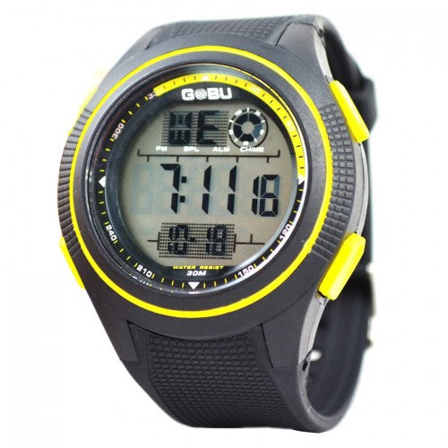 GOBU 1588 Men LED Sports Watch
