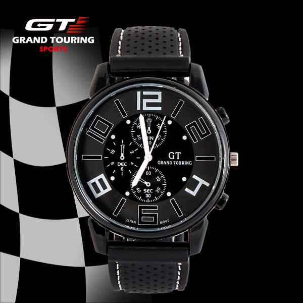 Grand Touring GT Men's Sport Analog Quartz Watch