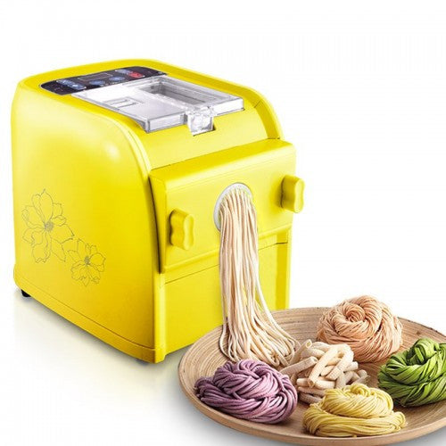 High Quality Automatic Spaghetti Fettuccine Pasta Noodle Maker Machine (Chinese Characters)