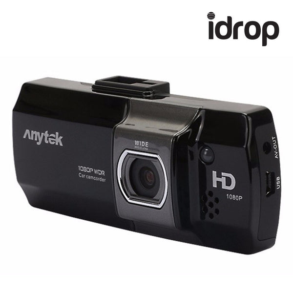 Original ANYTEK AT550 NOVATEK 96650 Car DVR Full HD 1080P/148 Wide Angle Vehicle Car Camera+G-Sensor/WDR/Night Vision Function