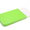 25-396# Kitchen Double The Chopping Block Drawer Cutting Board Antibacterial Plastic Cutting Boards
