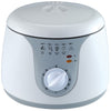 HappyHome 2.0L Ajustable Thermostat Deep Fryer