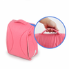 Hi-Mind Portable Travelling Cotton Folding Baby Cot (Pink)