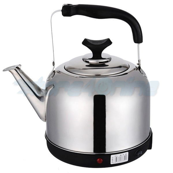 High Quality Electric Kettle 5.0L (Silver)