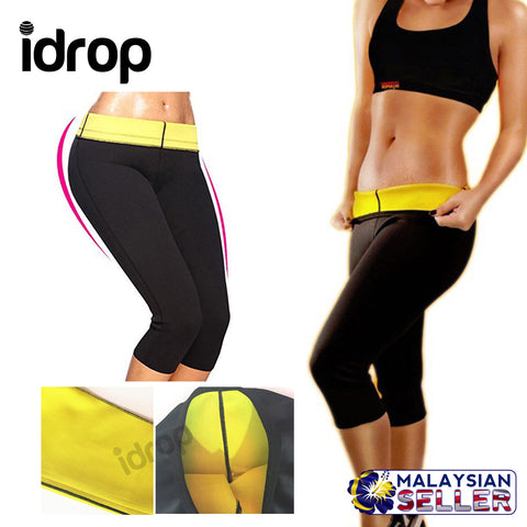 idrop Hot Shapers Slimming Pants Fat Burner Body [ S XL XXL ]