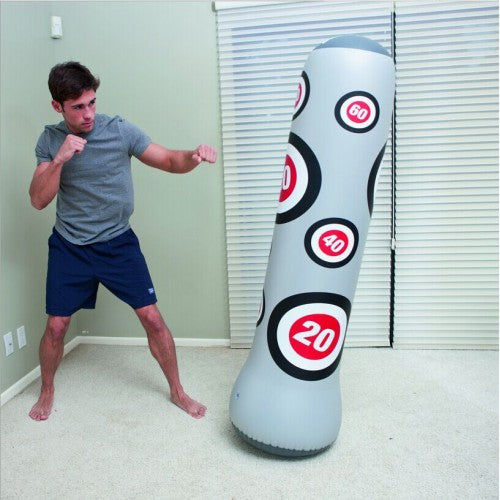 Inflatable Free - Standing Punching Bag