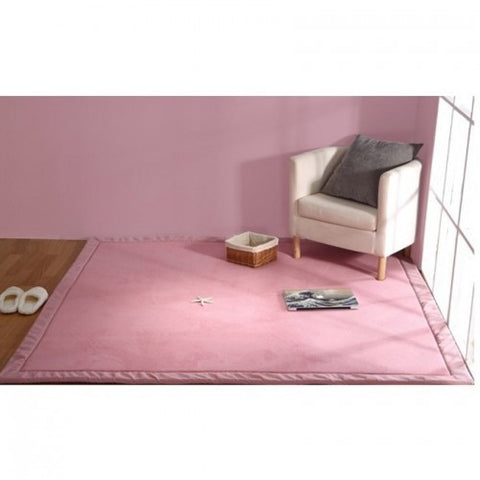 Japanese Square Tatami Mat - Purple