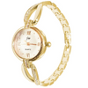 JW 0494 Casual Bracelet Woman Gold Watch