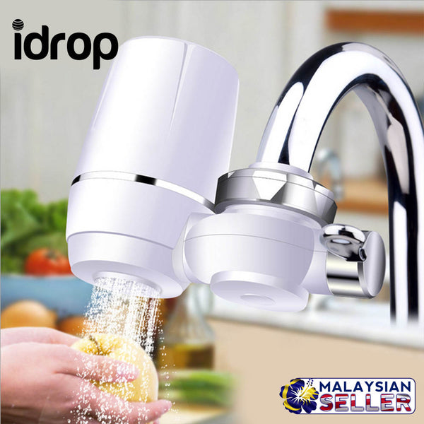 idrop Faucet KBQ-TOP Tap Water Purifier Healthy Drinking Water International Quality Filter
