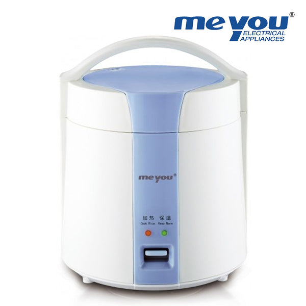 MEYOU Korean Style Mini Rice Cooker 1.2L