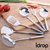 idrop Stainless Steel Kitchen Utensil Set (6pcs)