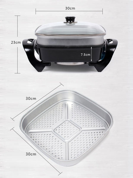 Korean Multifunction Electric Pan