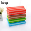 idrop Thick Absorbent Linen Bath Towel [Send by randomly color]