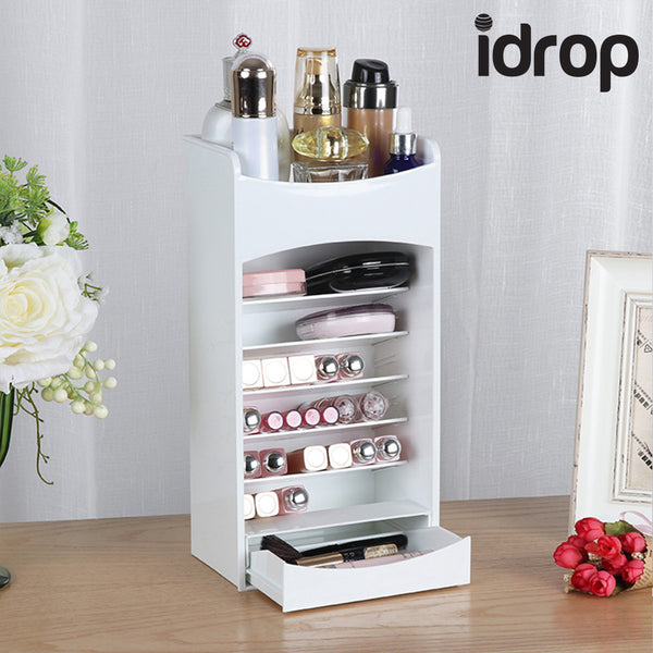 idrop Multifunctional Makeup Cosmetic Storage Cabinet