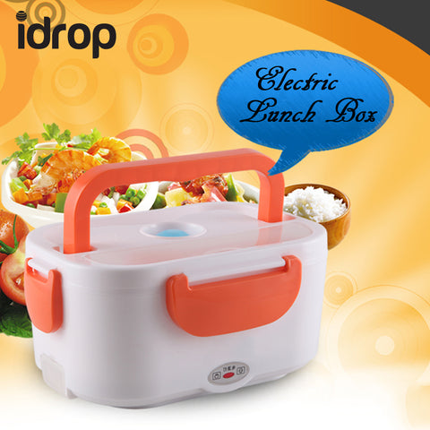 idrop MP-108 Portable Heating Electric Lunch Box Healthy Food 40W