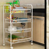 Multi-Tiered Storage Trolley