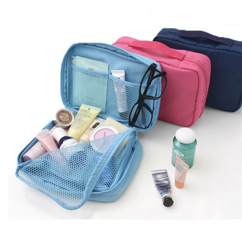 Multipurpose Travel Makeup Pouch Bag